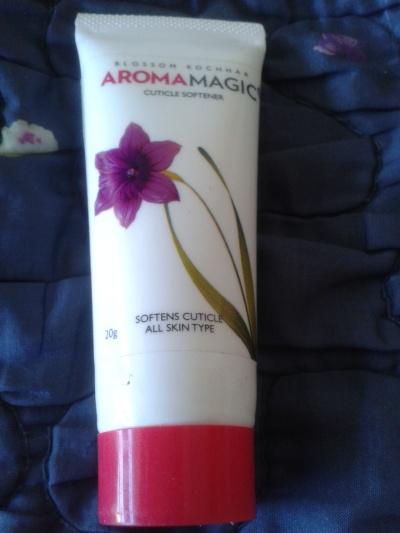 Aroma Magic Cuticle Softener 1