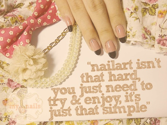 why nail art quote