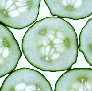 DIY Cucumber Toner for Glowing Skin