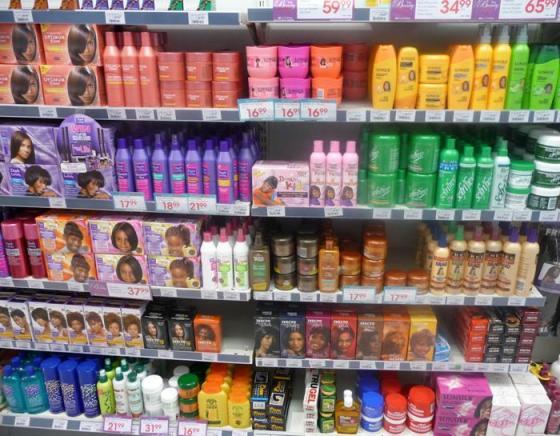 SLS in Shampoo