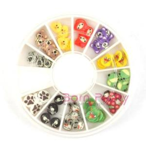 Fimo Animals Wheel Pack