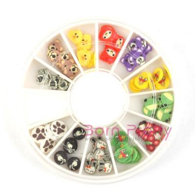 Fimo Animals Wheel Pack