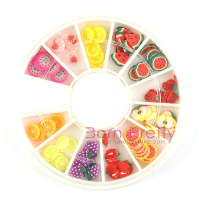 Fimo Fruits Wheel Pack