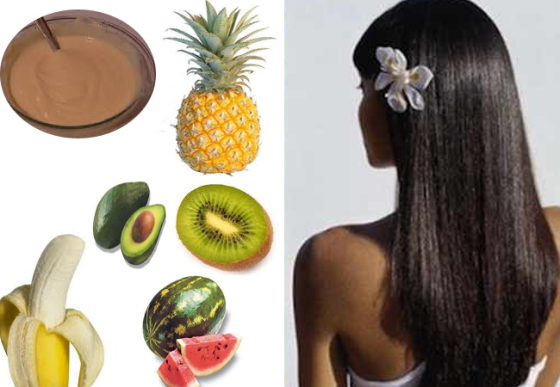 Top 7 Fruits for Healthy Hair