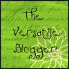 My Second Versatile Blogger Award