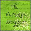 My Second Versatile BloggerAward