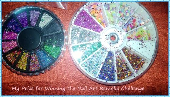 My Nail Art Prize