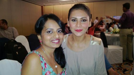 Indiblogger Zee TV Connected HumTum Meet