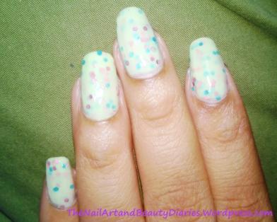 Innisfree Eco Nail Color Shade 83