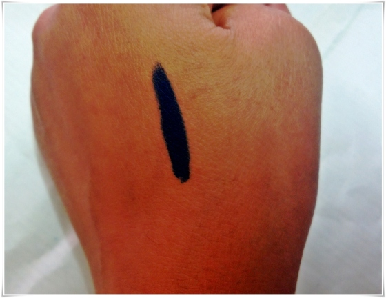 Ikonic Gel Eyeliner Pencil Navy