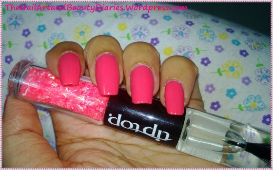 Tip Top Wild Thing Glitter - Barrier Reef Review