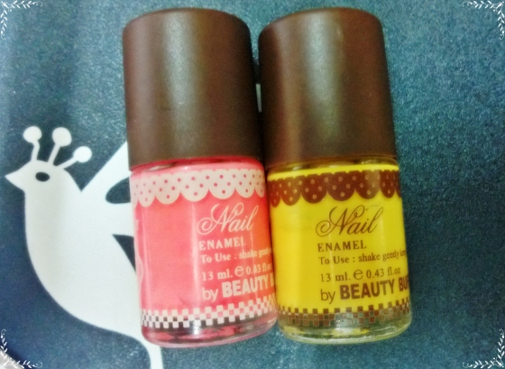 Beauty Buffet Bright Set