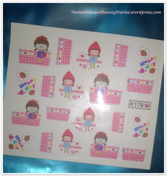 Kkcenterhk Water Decal Review