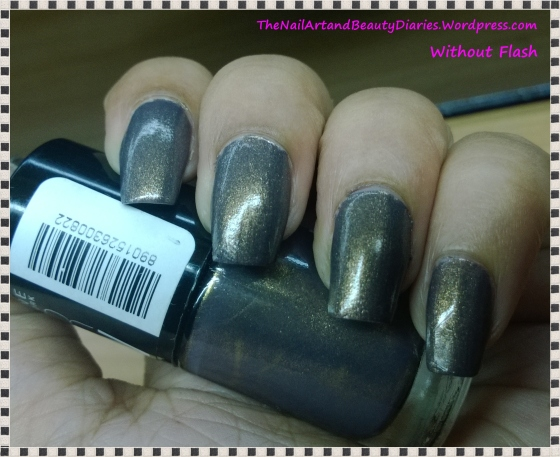 Maybelline Colorshow 'Buried Treasure' Review