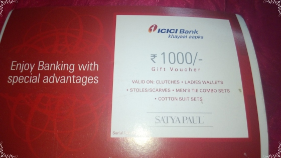 Satya Paul GV 1000