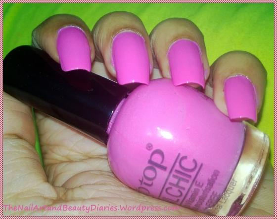 Tip Top Sherbet Angel Nail Polish Review