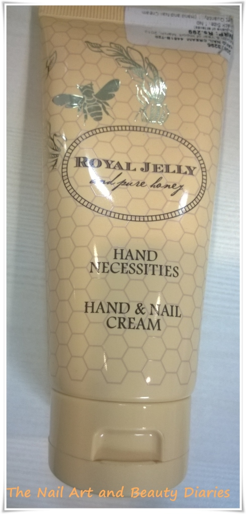 Marks and Spencer Royal Jelly and Pure Honey Hand and Nail Cream