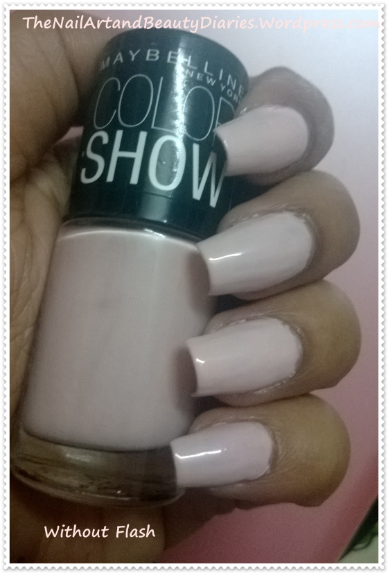 Maybelline Color Show Constant Candy Nail Polish Review