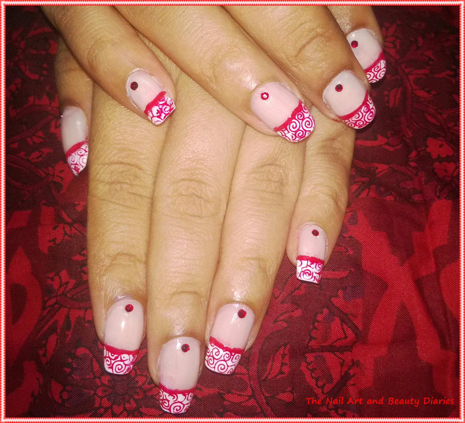 Pics Of Nail Art: The Nail Art And Beauty Diaries