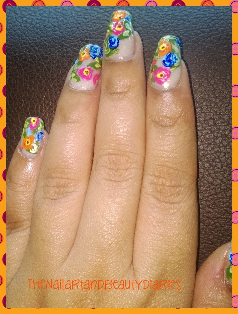 The Nail Art And Beauty Diaries Nail Art And Beauty My Passion