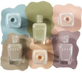 Zoya Whisper Collection Teaser