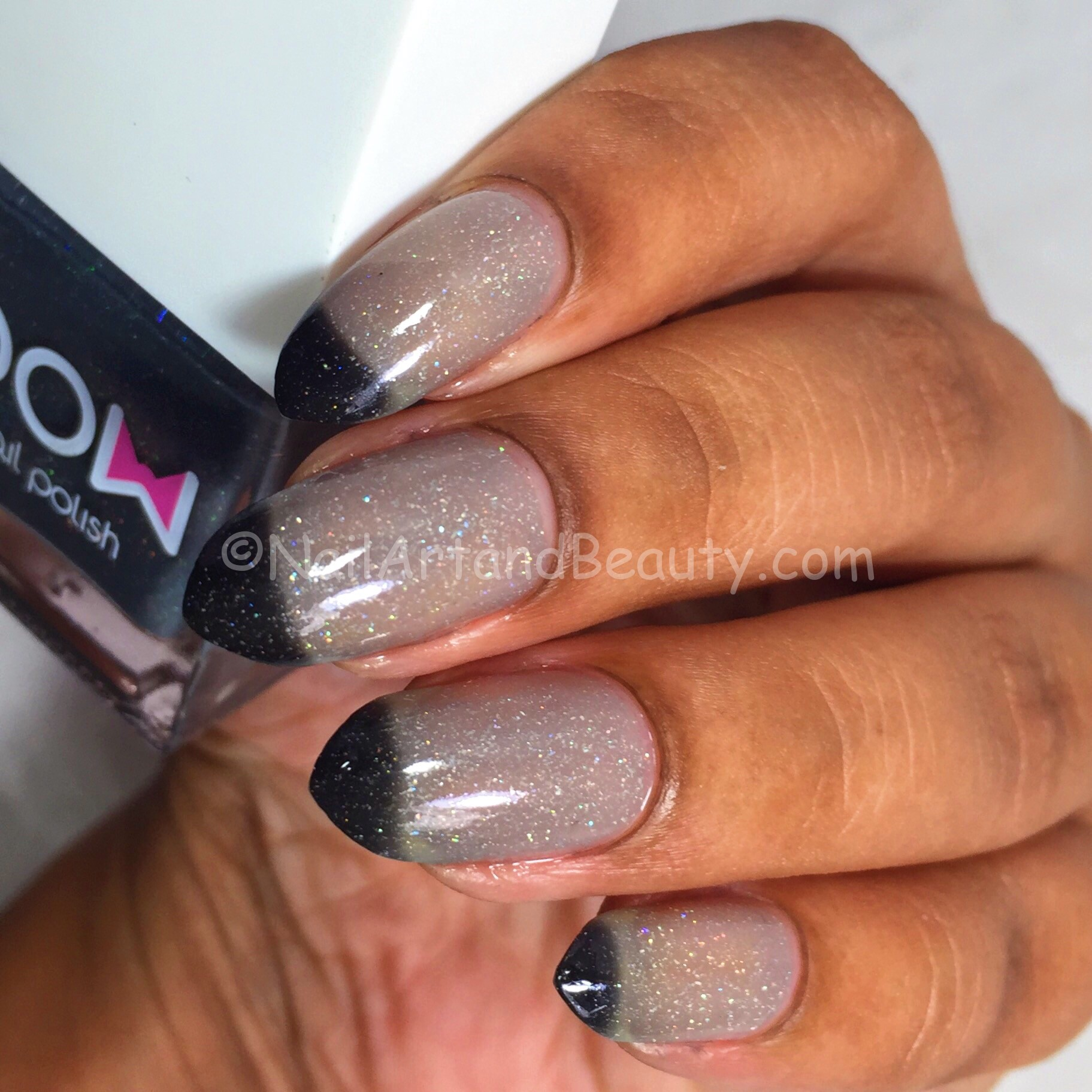 Bow Thermo Top Coat Swatch