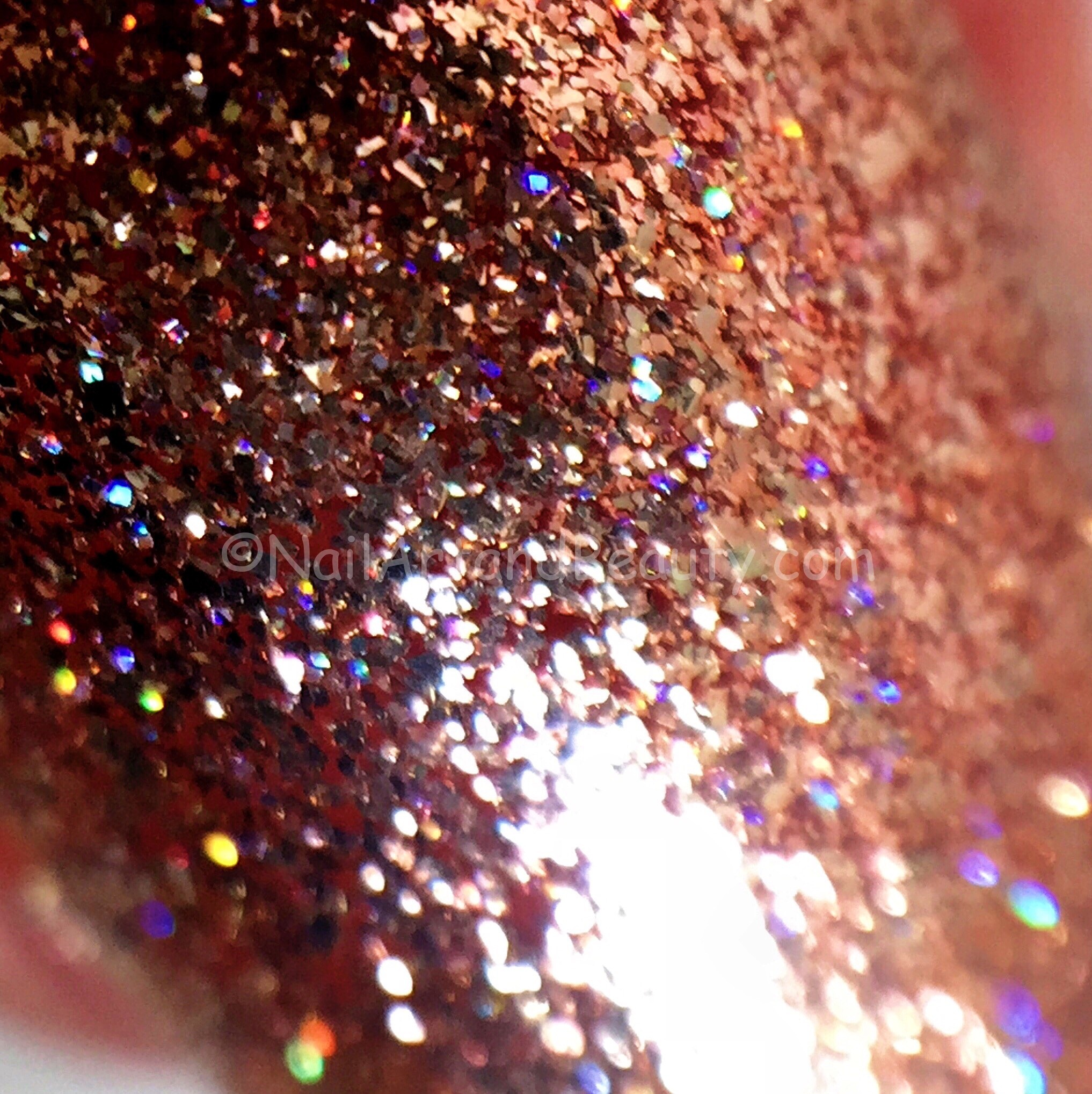 KB Shimmer One Night Stand Macro