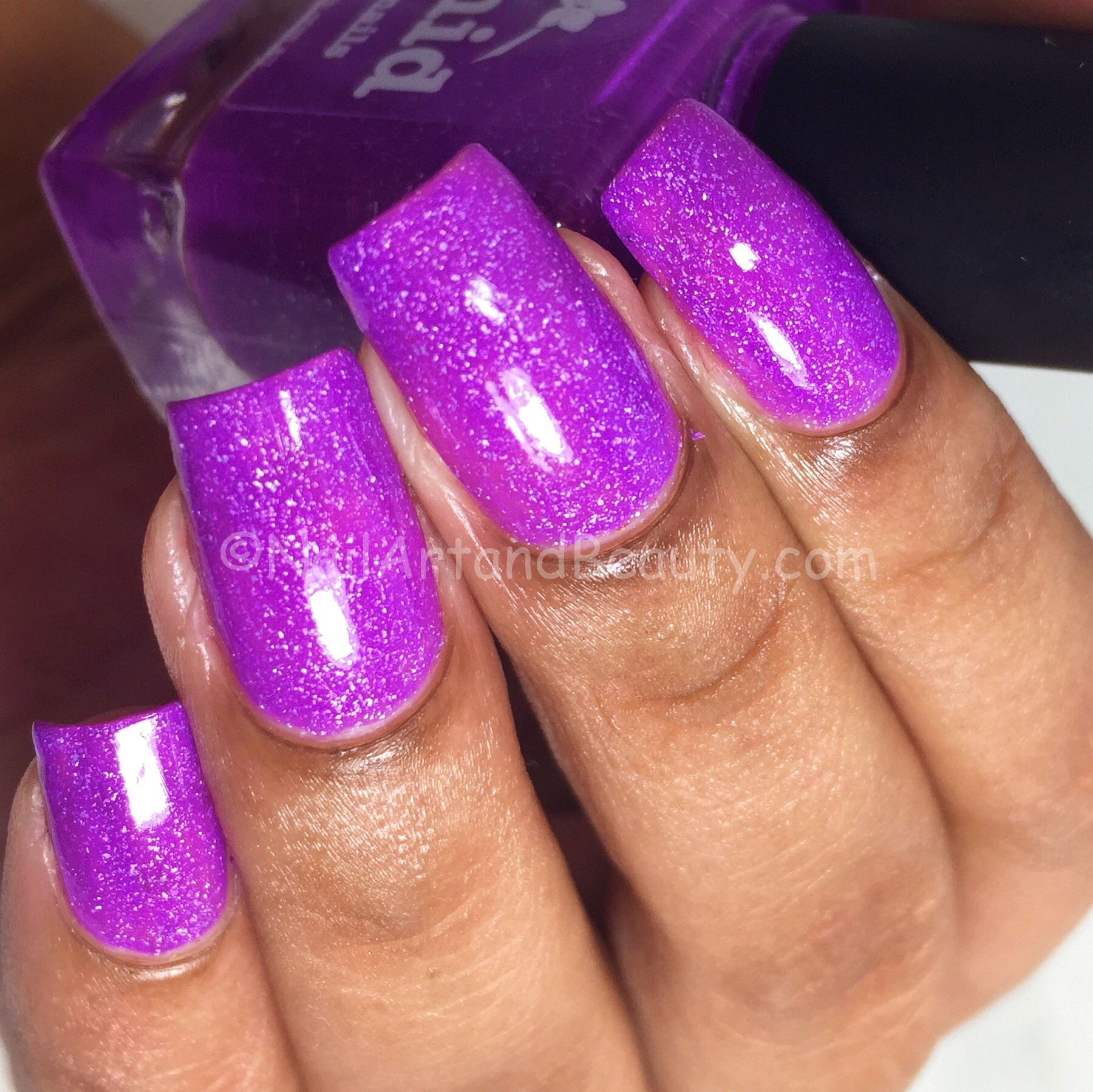Picture Polish Orchid Swatches