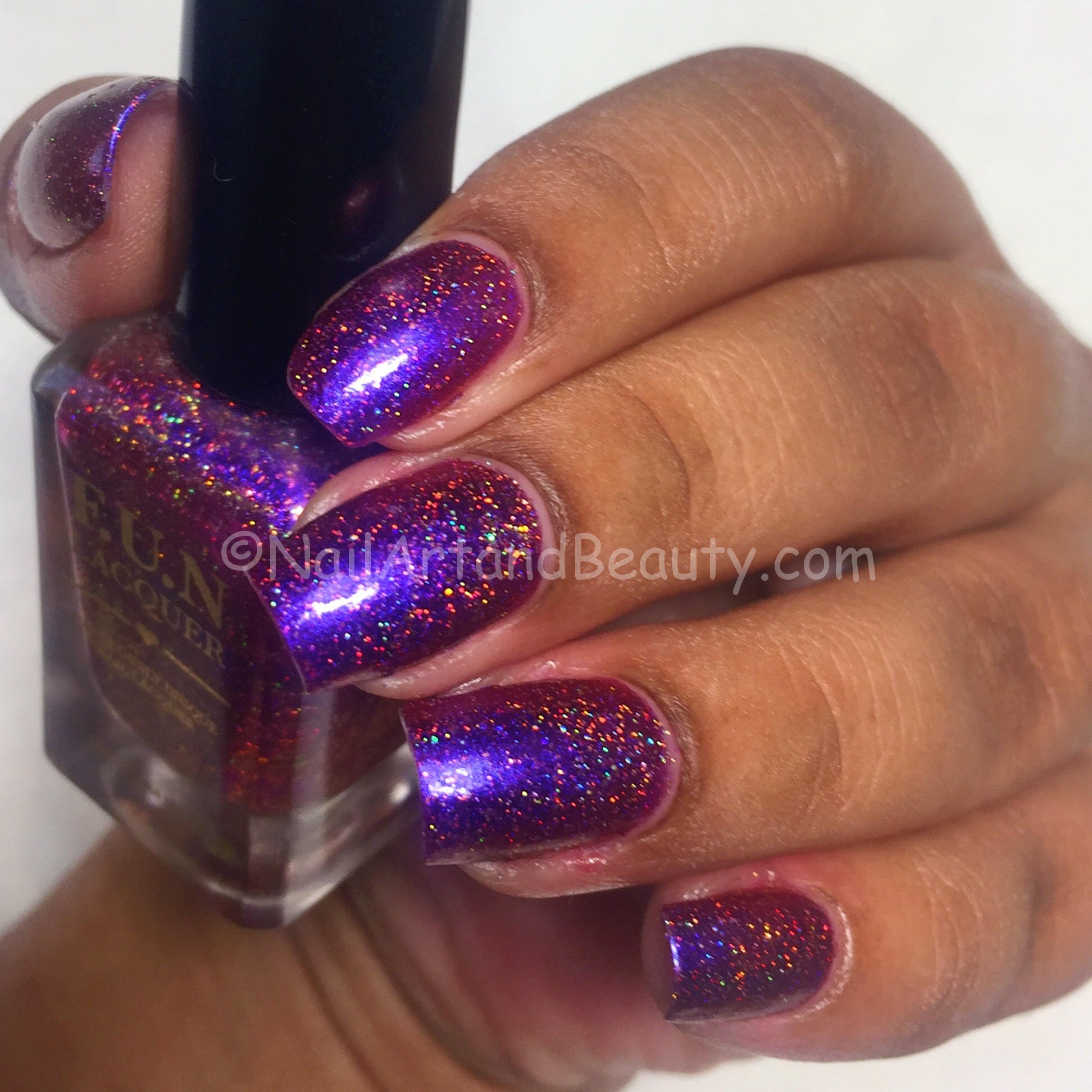 Fun Lacquer Holiday Swatch