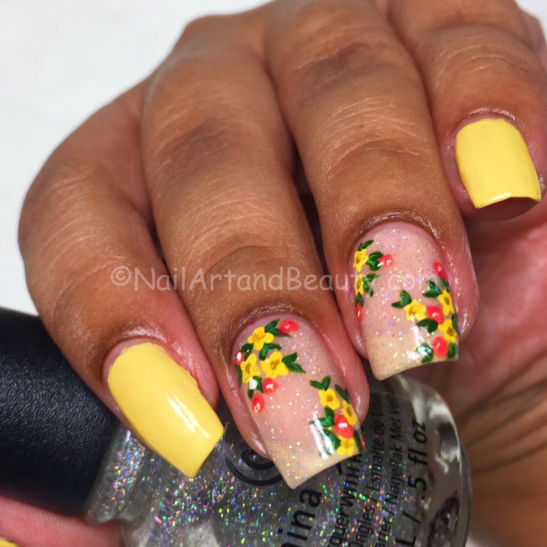 Spring Fashion Inspired Nails