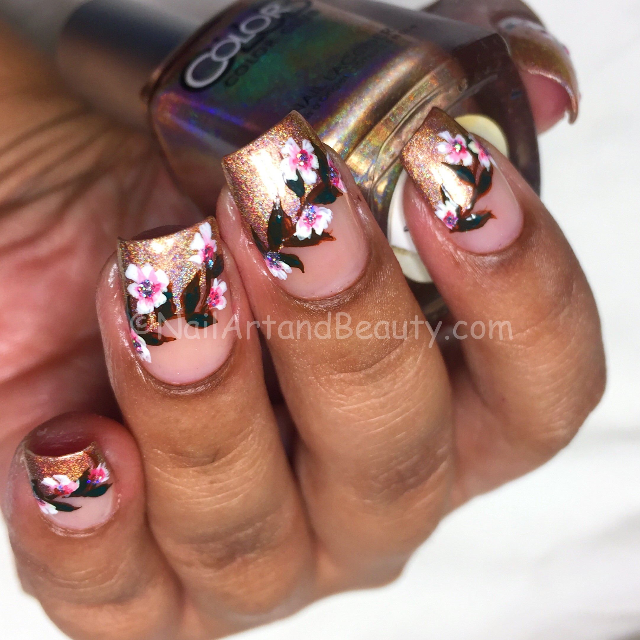 Florals inspired by Robin Moses
